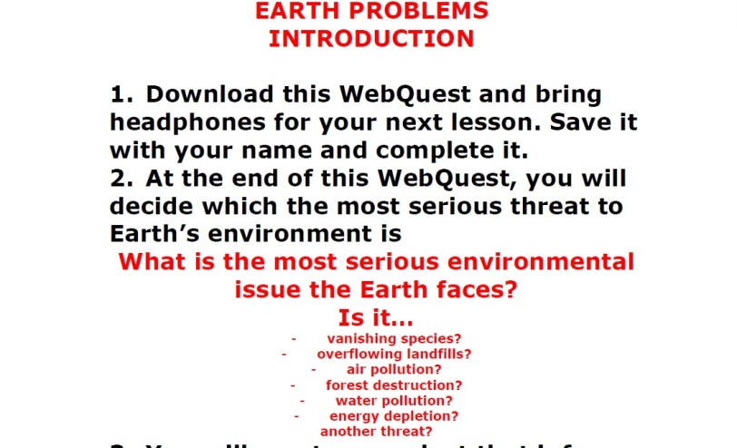 WEBQUEST_ENVIRONMENT