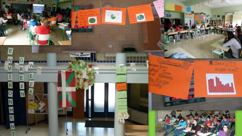 dissemination collage