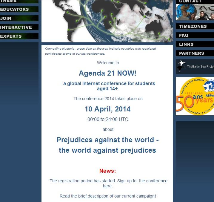 blogerako agenda21now