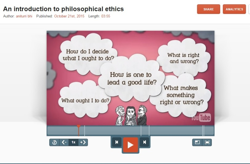 PHILO ETHICS