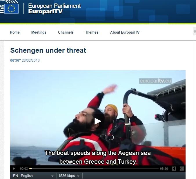 europarl schengen