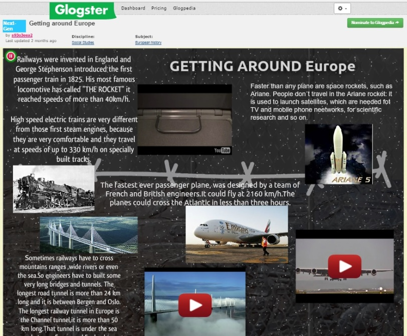 glogster-getting-around